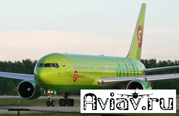 S7 Airlines вывела из расписания оба самолета Boeing 767