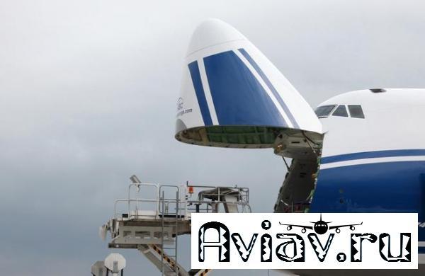 В России определились крупнейшие по грузоперевозкам аэропорты