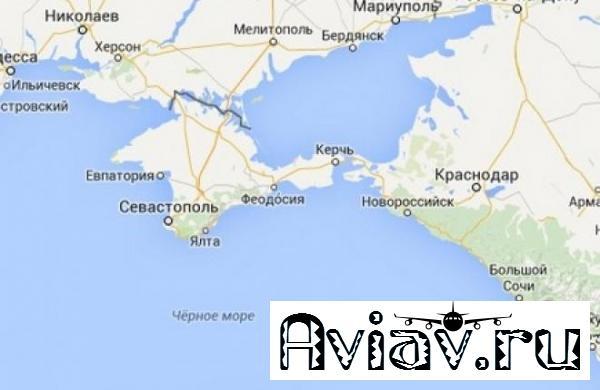Минтранс предложил увеличить количество субсидируемых маршрутов в Крым