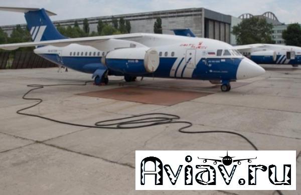 Авиакомпания «Ангара» получила четвертый Ан-148