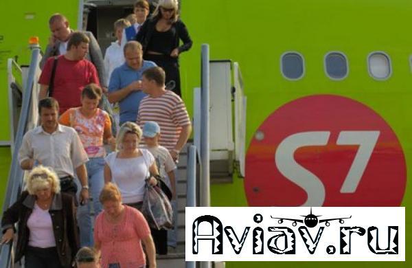 Авиакомпания S7 Airlines открывает рейс Владивосток—Хабаровск