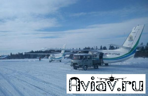 «Хабаровские авиалинии» получат очередной L-410UVP-E20 в январе