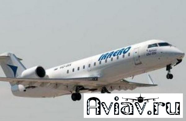 Авиакомпания «ИрАэро» пополнила маршрутную сеть