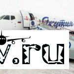 "Авиакомпания ""Якутия"" полетела в Новосибирск на самолете Sukhoi Superjet 100"