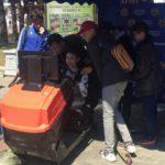 «Парад профессий» прошел вХабаровске
